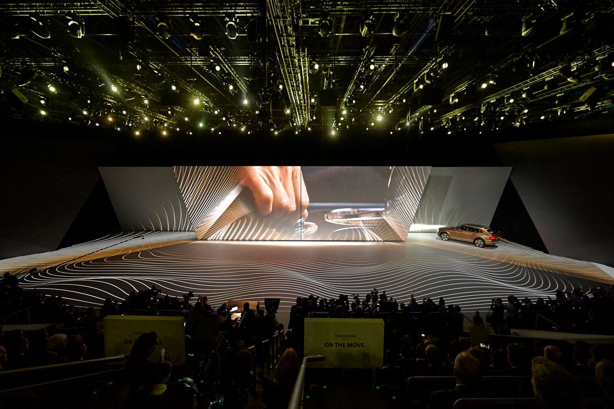 Volkswagen Group Night Frankfurt 2015 | Volkswagen AG