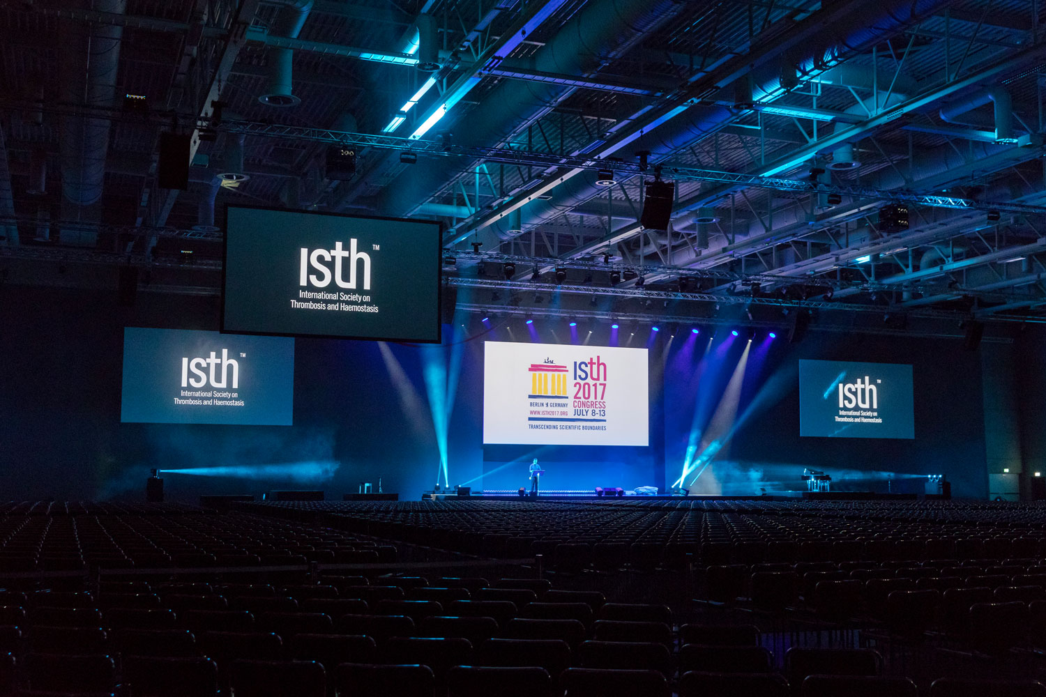 ISTH Congress - Berlin 2017 | International Society on Thrombosis and Haemostasis